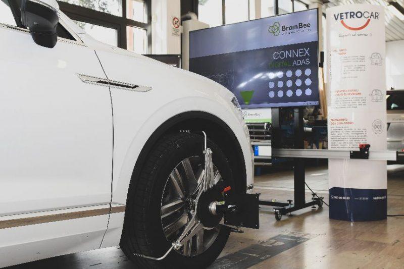 Ricalibratura ADAS: Vetrocar sigla accordo con MAHLE per dotare i propri centri con il CONNEX DIGITAL ADAS