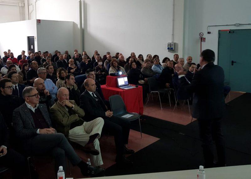 CATI, inaugurata la nuova filiale a Roma