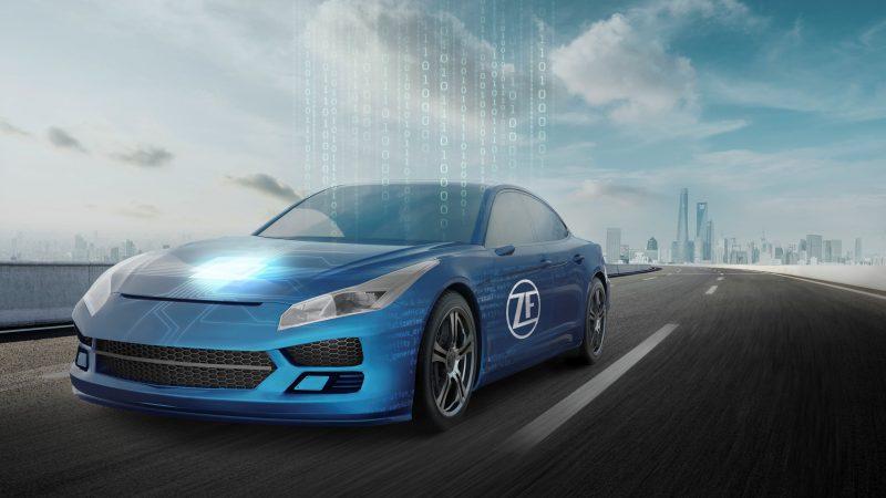 ZF ad Auto Shanghai 2021 con i supercomputer per i veicoli software-defined