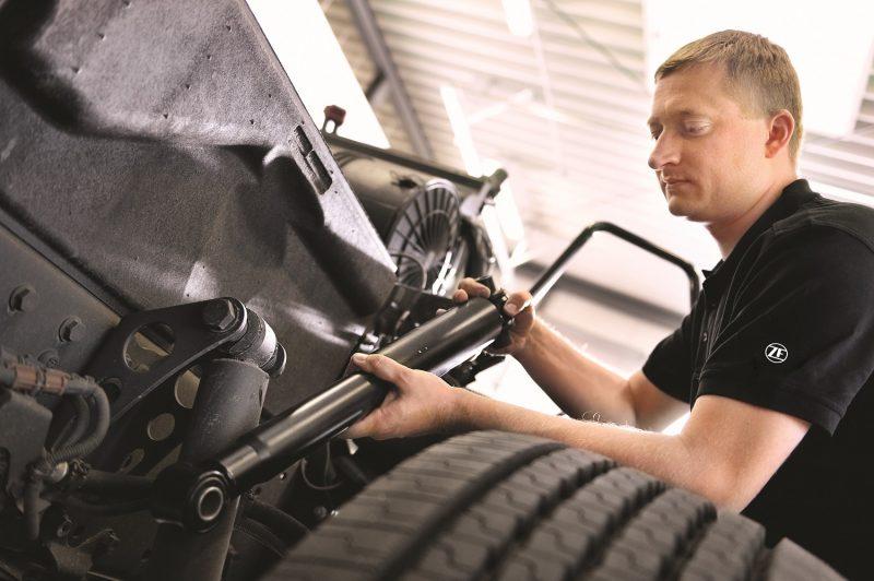 ZF: eseguire regolari controlli allo chassis dei truck evita possibili costose riparazioni