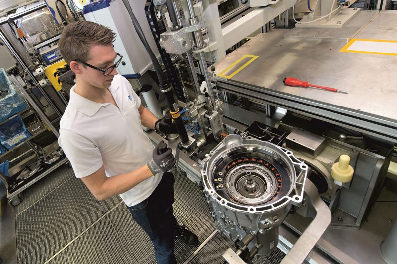 Trasmissioni: ZF investe 800 milioni nello stabilimento di Saarbrücken