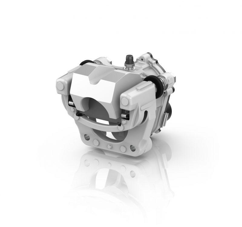 Sicurezza: Tilt Lock di ZF entra in produzione di serie su un modello a tre ruote