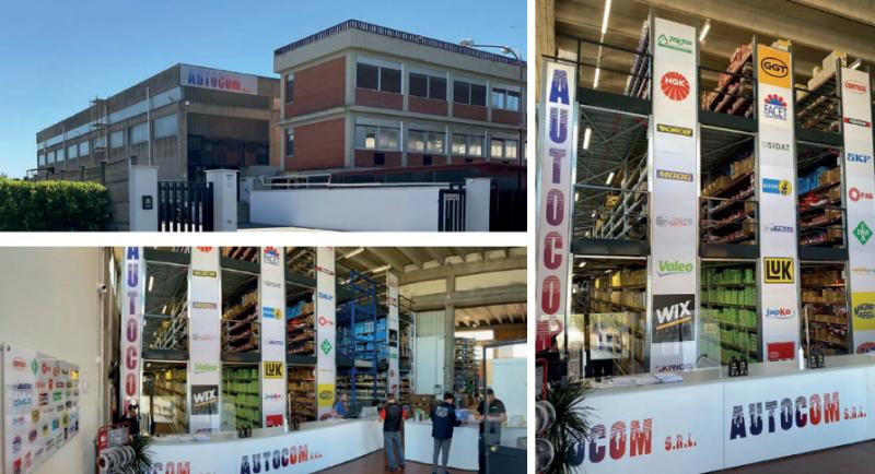 Autocom si rafforza con la nuova filiale di Catania