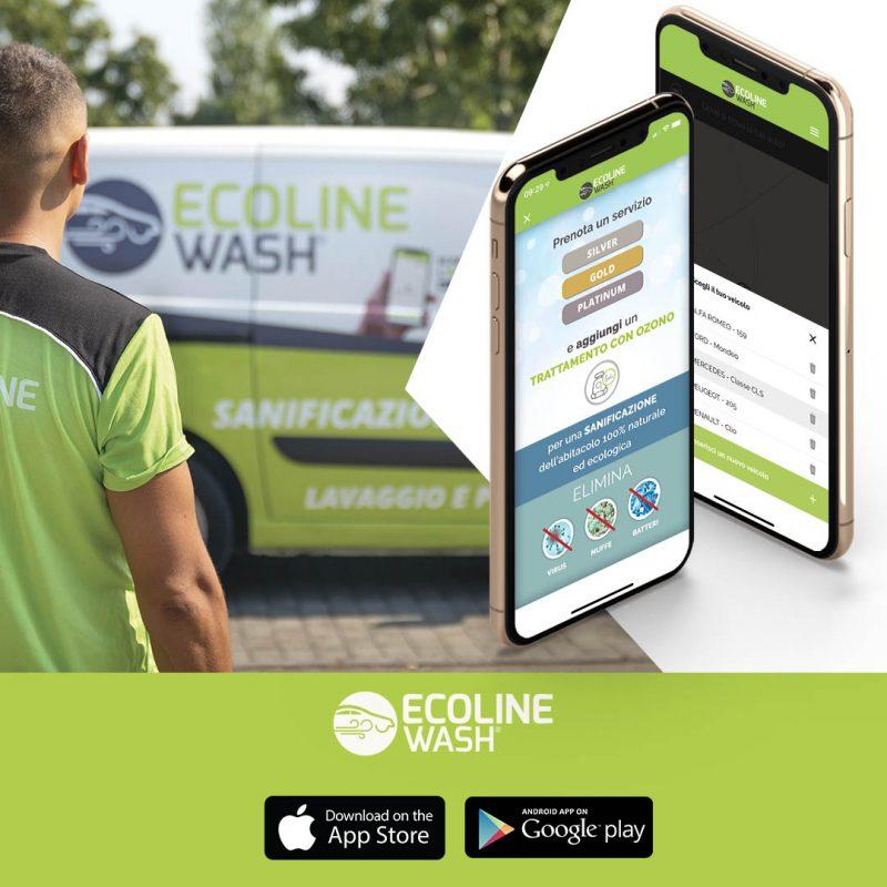 Collaborazione tra PuntoPRO ed Ecoline Wash per lavaggio e sanificazione a domicilio