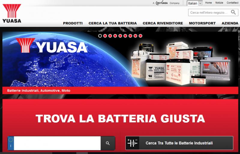 Yuasa aggiunge nuove batterie alla gamma YBX Active Leisure and Marine