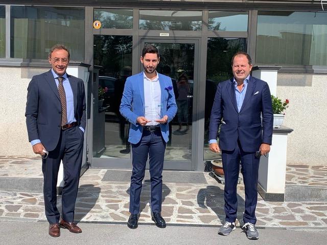 """Consegnata la borsa di studio ADIRA """"Bruno Beccari"""" – Master After Sales 2020"""