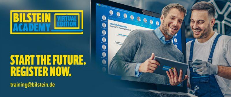 Bilstein: il programma di corsi di formazione virtuali online per le officine