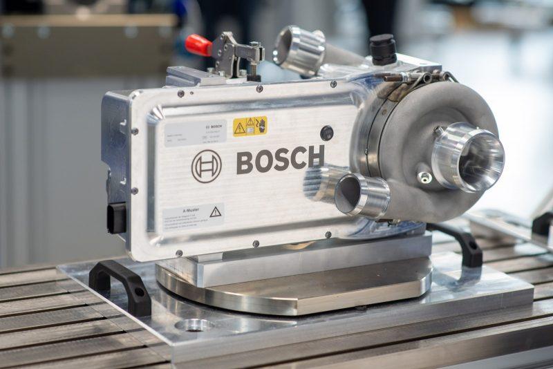 Bosch fornirà componenti fuel-cell a cellcentric