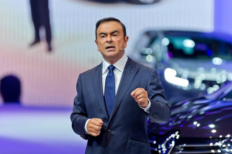 "Cade l' ""imperatore"" di Nissan-Renault Ghosn"