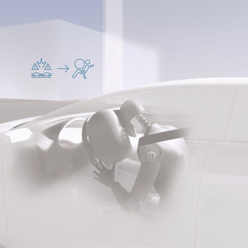40 anni fa Bosch lanciava la centralina elettronica airbag