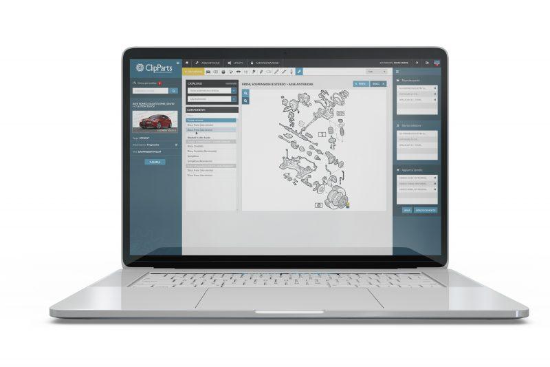 Lanciata sul mercato la nuova versione di ClipParts