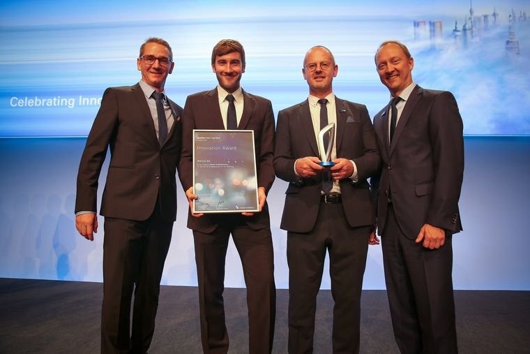 Il kit boccole scanalate MEYLE-HD premiato con l'Automechanika Innovation Award 2018