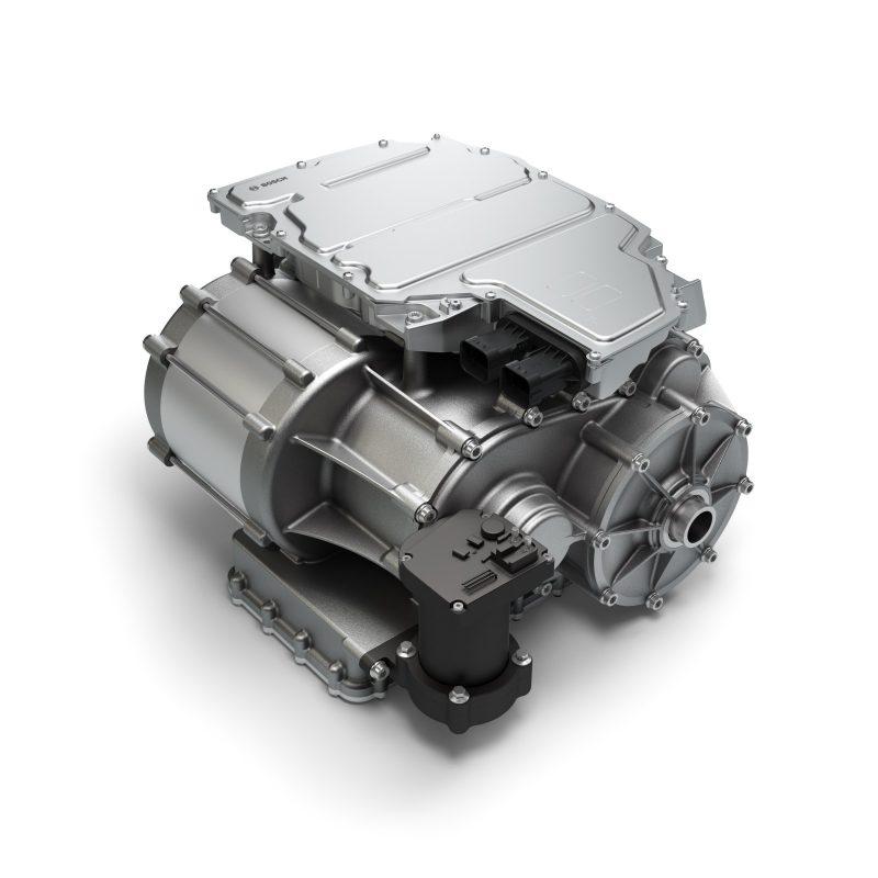La trasmissione a variazione continua (CVT) di Bosch espande la gamma di possibilità per i veicoli elettrici
