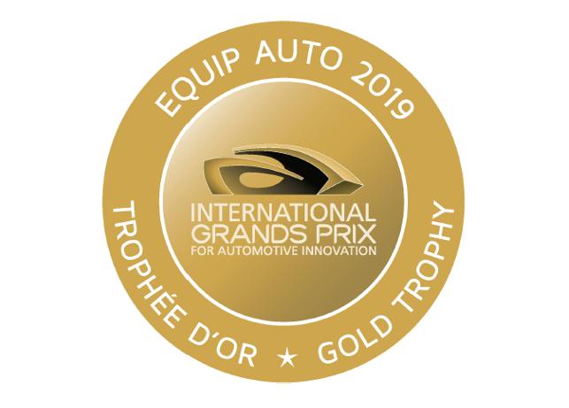 I vincitori dei Grands Prix dell' Innovazione automobilistica di Equip Auto 2019