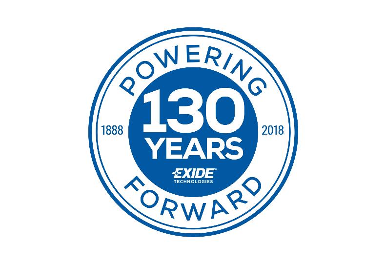 Exide festeggia 130 anni di energia verso il futuro