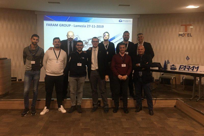 Faram Group e Groupauto Italia anticipano in Calabria tutti i vantaggi di PuntoPro per il 2020