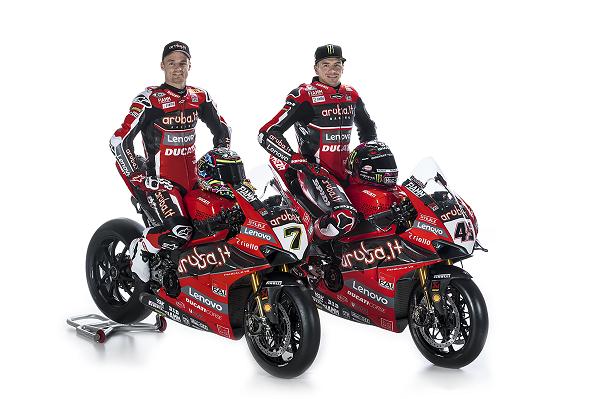 FIAMM rinnova la partnership con Aruba Racing – Ducati