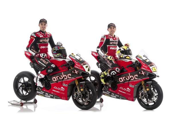Fiamm: è ancora partnership con il teamAruba.it Racing – Ducati