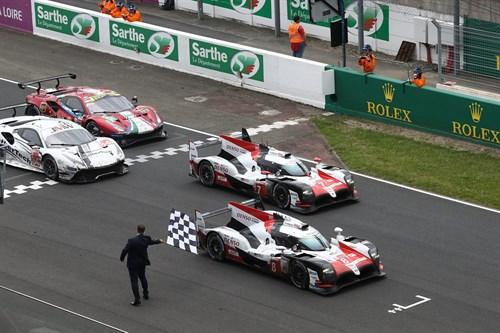 DENSO e Toyota Gazoo Racing trionfano alla 24 ore di Le Mans