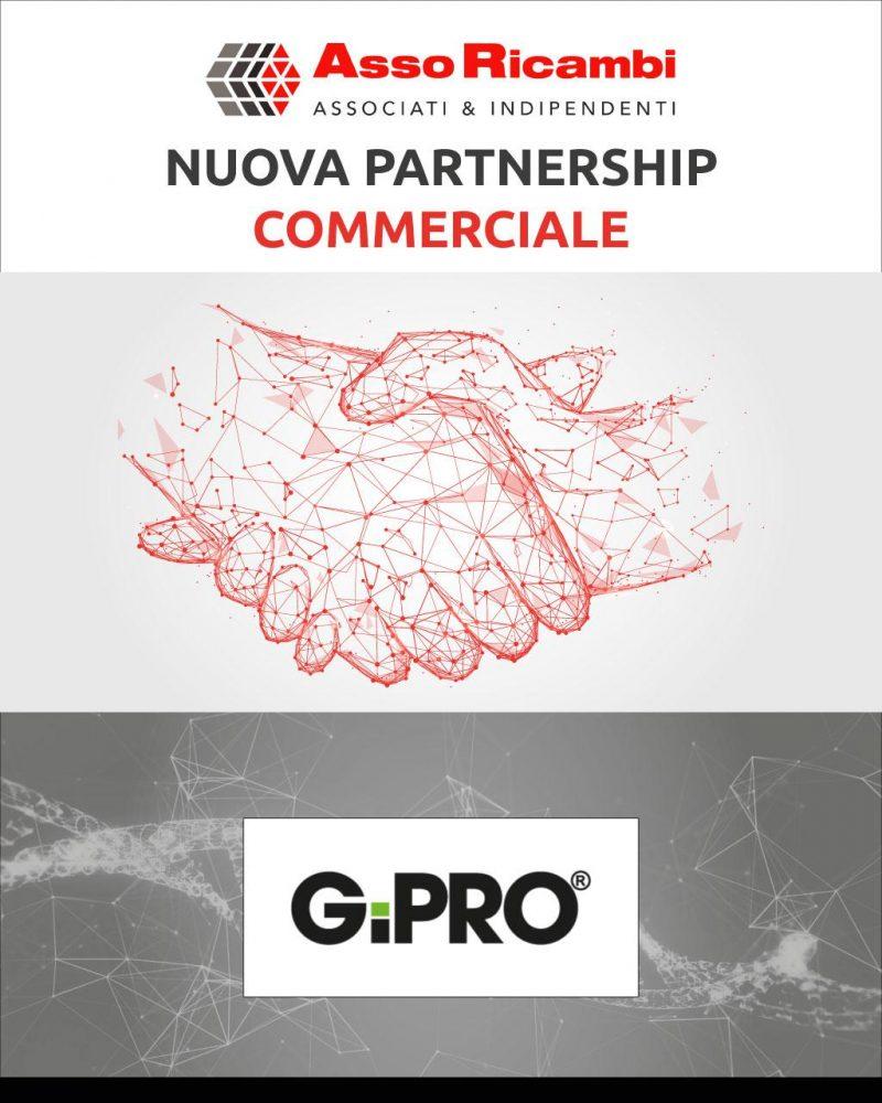 Asso Ricambi: GIPRO entra nel pannello fornitori