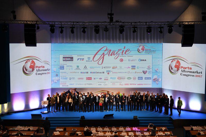 Parts Aftermarket Congress grande successo per la 13a edizione