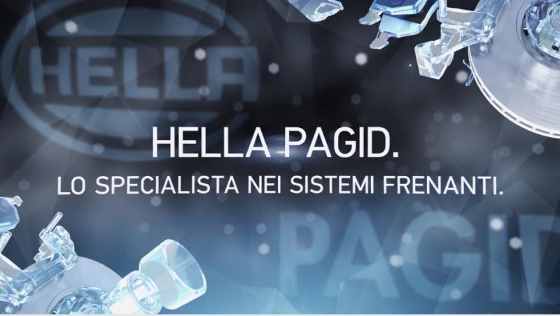 IDIR avvia la distribuzione dei prodotti frenanti Hella Pagid