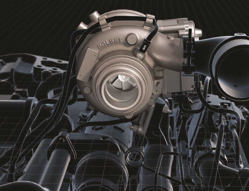 Contec: con il 2018 sono arrivati i turbo revisionati originali Holset