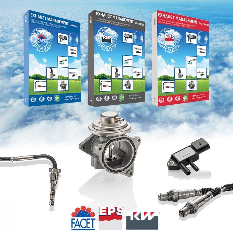 Nasce una nuova costellazione nell'universo dei prodotti Facet: l' Exhaust Management