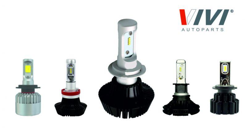 LED Vivi Autoparts: l'evoluzione dell'illuminazione