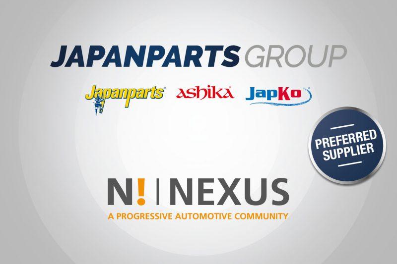 Japanparts Group nominata 'Preferred Supplier' da Nexus Automotive International