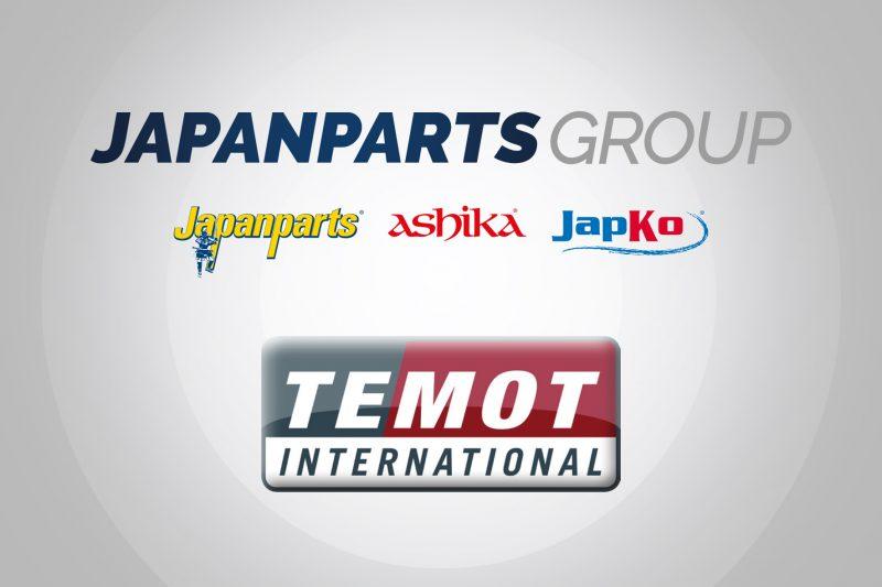 Japanparts Group e Temot annunciano la nuova partnership