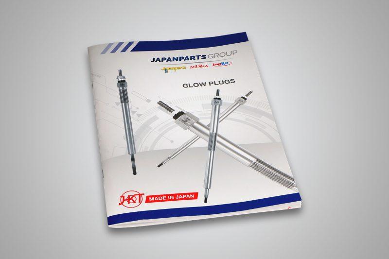 Japanparts Group, gamma completa di candelette HKT