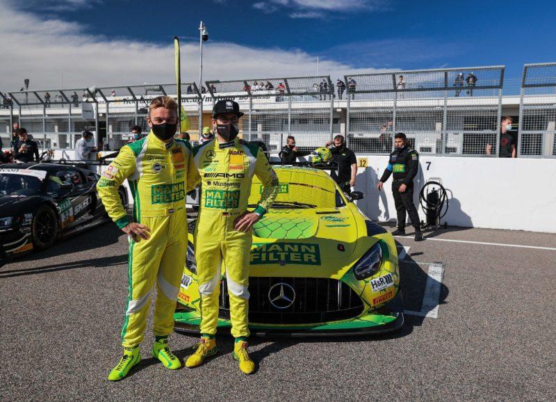 Motorsport 2020: MANN-FILTER conclude l'anno con un bilancio positivo