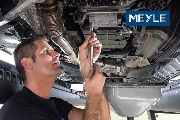 I consigli MEYLE per il cambio olio trasmissioni automatiche