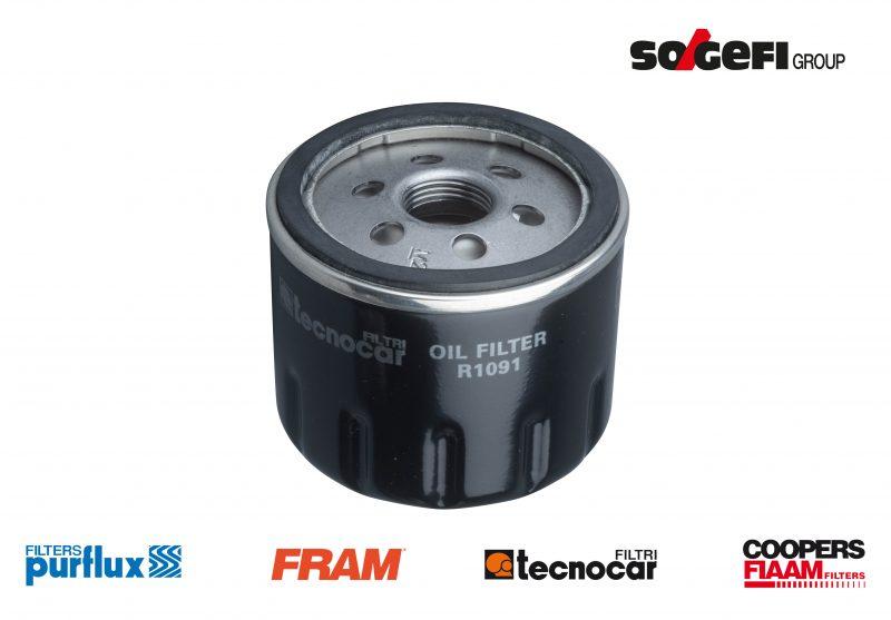 """Nuovi motori """"FireFly"""" di FCA equipaggiati con filtro olio Sogefi"""