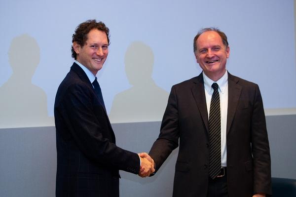 FCA e Politecnico di Torino rinnovano accordo di cooperazione