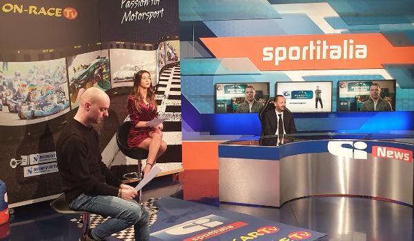 PuntoPRO e Sistema frenante HELLA PAGID in TV