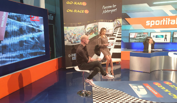 PuntoPRO e Ricambi OPEN PARTS in TV