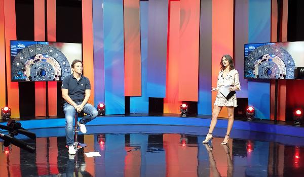 PuntoPRO e Frizioni SACHS domenica in TV su Sportitalia