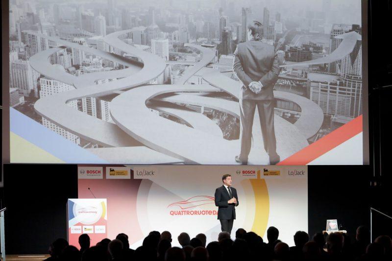 Quattroruote Day 2020, modelli di vendita e servizi mobilità al centro del dibattito