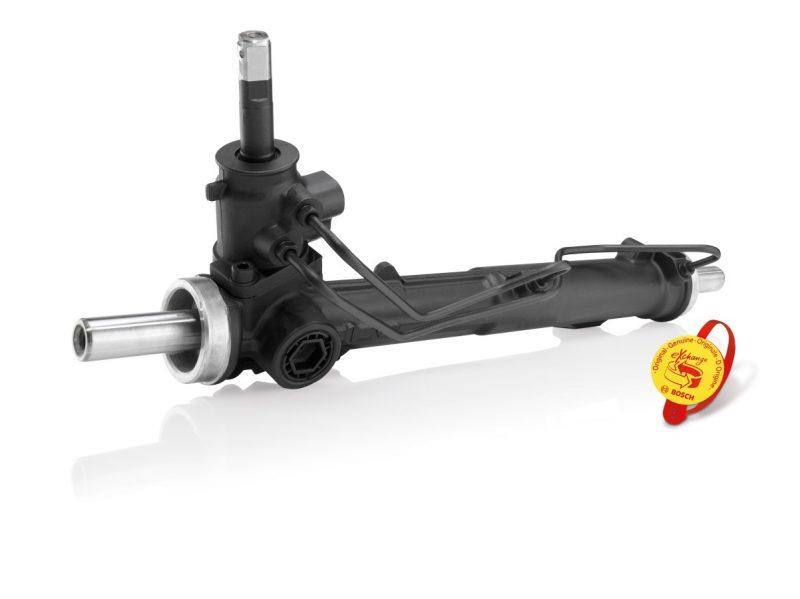 Sistemi sterzanti idraulici rigenerati: gamma Bosch eXchange ampliata con 24 codici