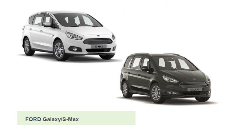 SKF fornitore esclusivo per i cuscinetti ruota della nuova Ford Galaxy e S-Max