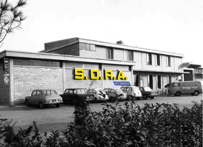 SORA, una storia che dura da 60 anni