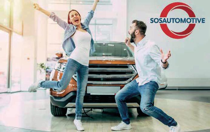Auto di cortesia: la nuova formula di SOS Automotive per i ricambisti