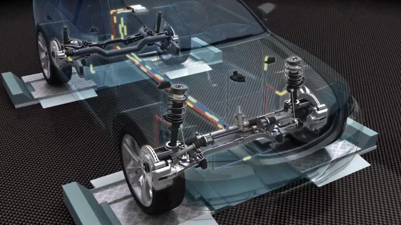 Sospensioni intelligenti Monroe sulla BMW serie 3
