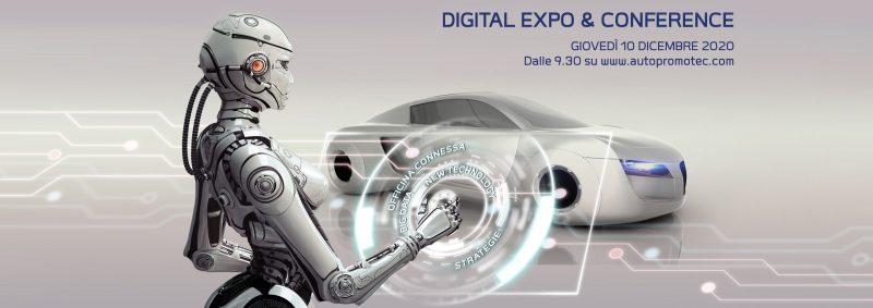 Futurmotive – Digital Expo and Conference,  il 10 dicembre dalle 9.30