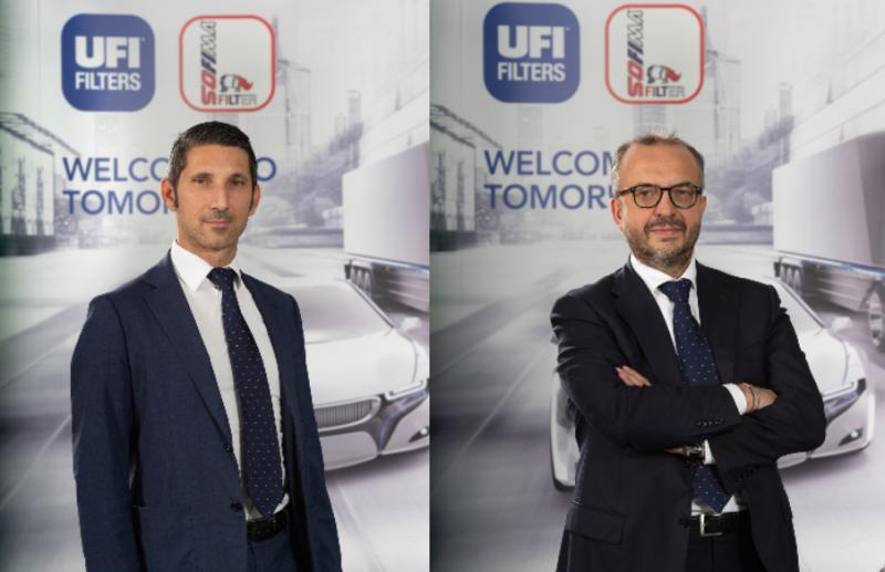UFI Filters: Onofrio Defina a capo dell'Aftermarket EMEA