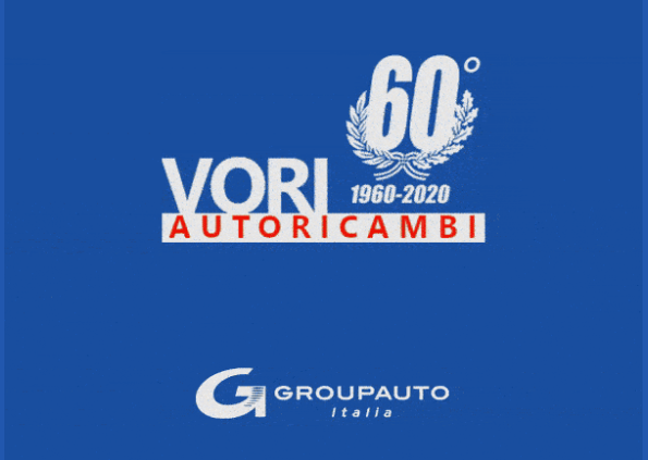 VORI Autoricambi festeggia 60 anni